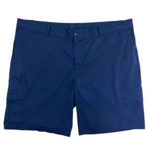 Nike Golf Standard Fit Cargo Shorts in Navy